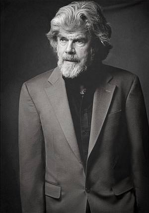 Celebrity Portraitfotograf Reinhold Messner