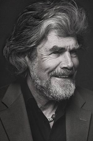 Celebrity Portrait Reinhold Messner